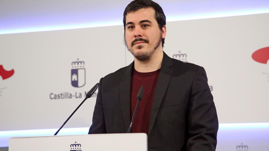 José Luis García Gascon, director general de Participación Ciudadana de Castilla-La Mancha