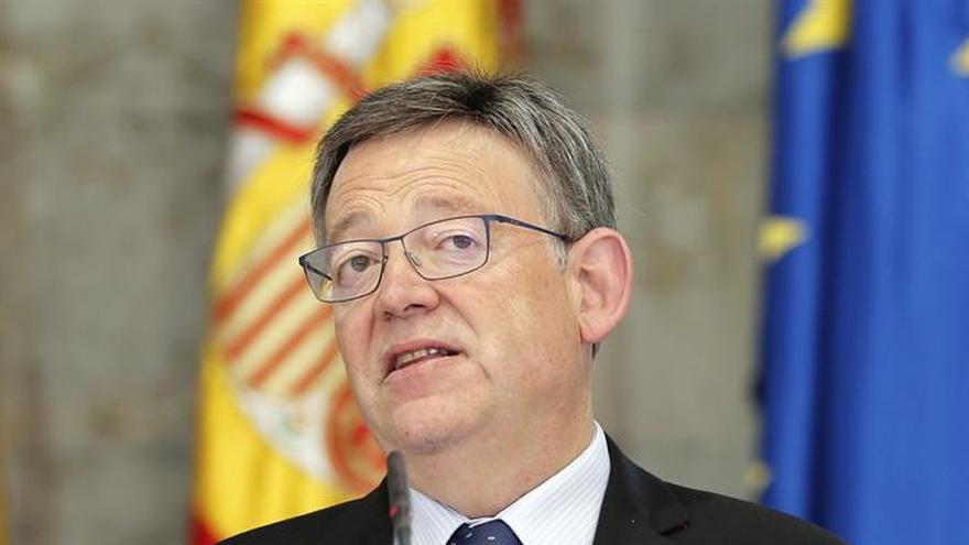 Puig: Barberá no puede seguir en el Senado por el bien de los valencianos