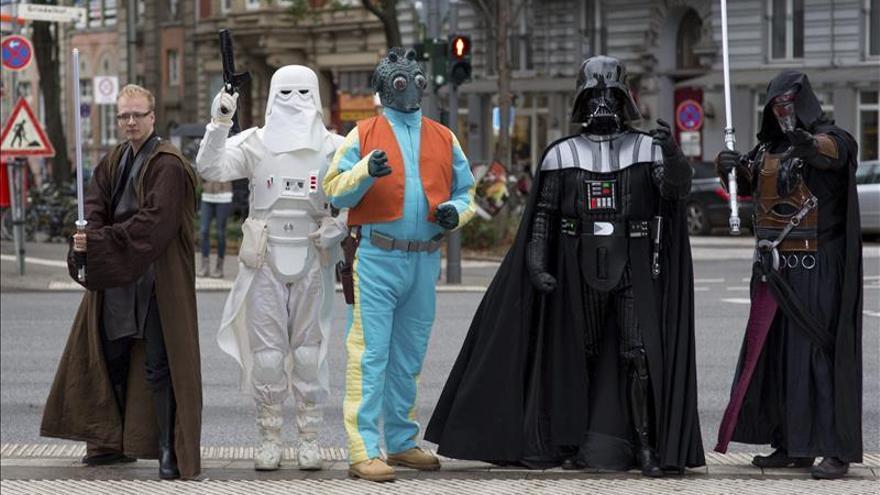 """""""Star Wars: El despertar de la fuerza"""", más que un gran espectáculo"""