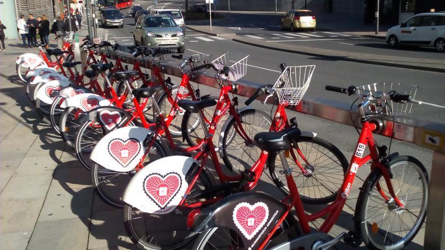 Archivo - Bicicletas de Bilbaobizi