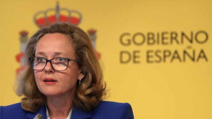 Nadia Calviño, elegida presidenta de la Junta de Gobernadores del BERD