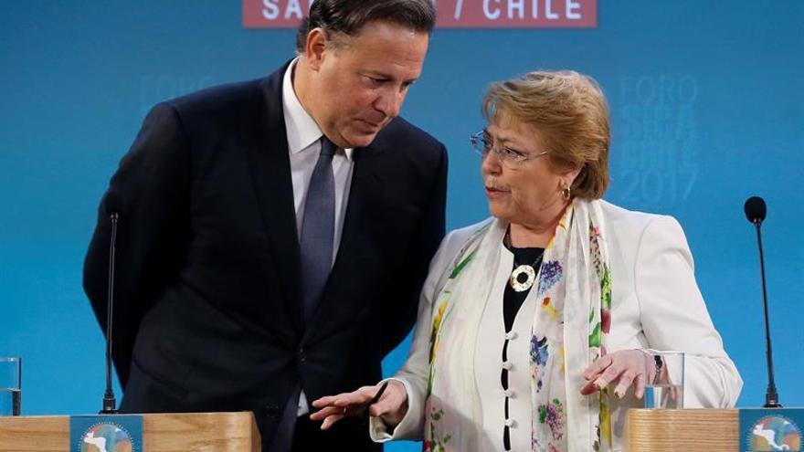 Chile y países del SICA se unen para combatir la inseguridad en Centroamérica