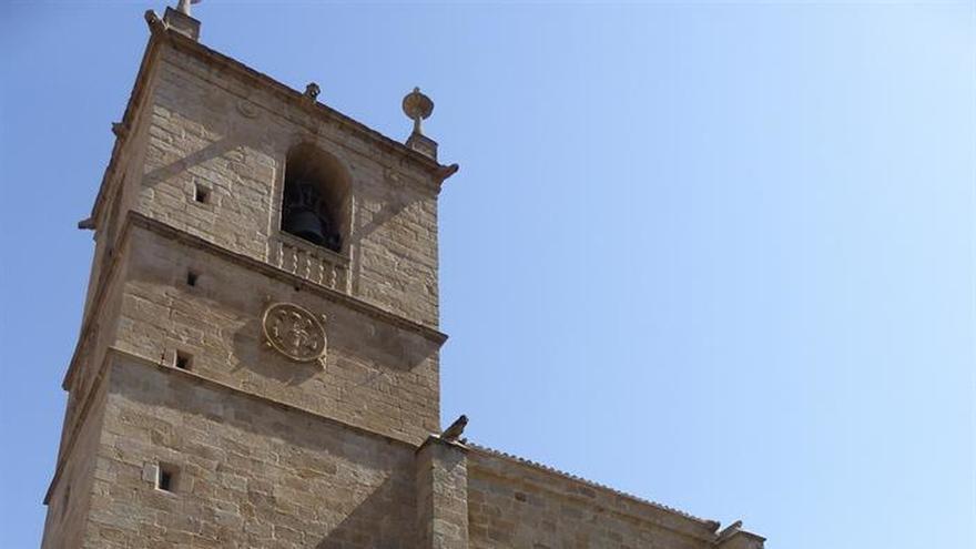 La ciudad monumental de Cáceres se transforma en un gran plató de rodaje