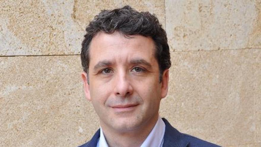 Esteban Paños, candidato de Ciudadanos en Toledo / Foto: Twitter Ciudadanos