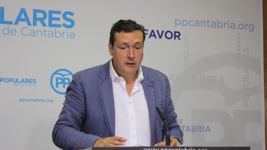 """PP cree que el """"tiempo"""" para que PRC y PSOE decidan si habrá cambios en el Gobierno """"se está agotando"""""""