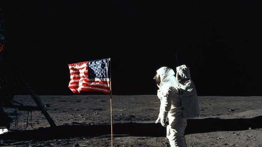 EE.UU. quiere que la gesta lunar sirva de ejemplo en la nueva carrera espacial