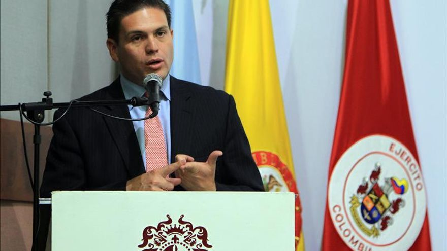 """Colombia es """"exportador de conocimiento en seguridad"""", dice el embajador en EEUU"""