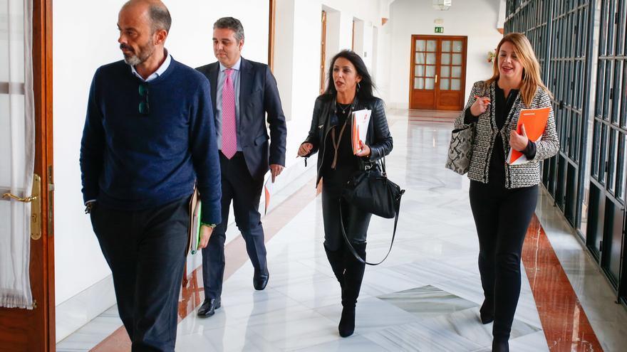 Ciudadanos confirma que Marta Bosquet será su candidata a presidir el Parlamento andaluz