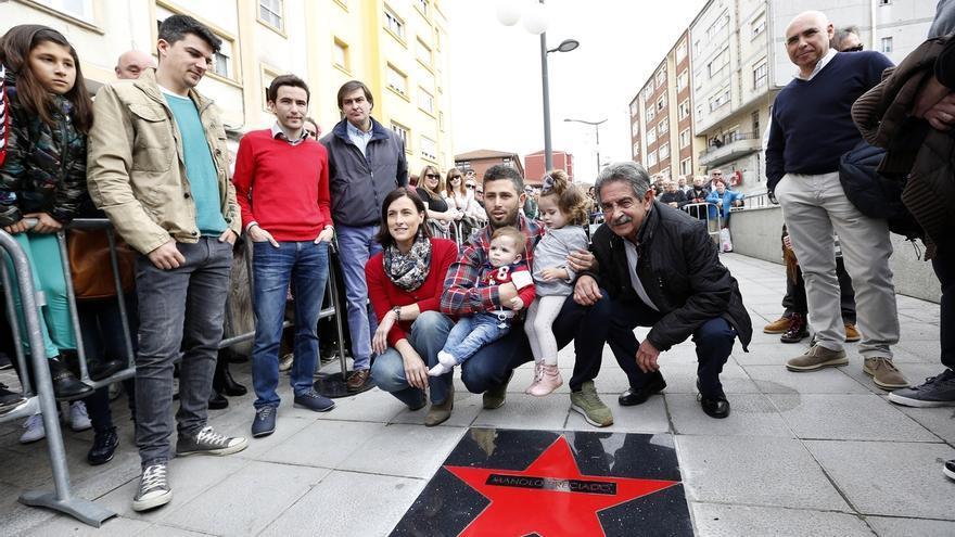 Manolo Preciado y Nando Yosu tienen ya su 'estrella de la fama' en Tetuán