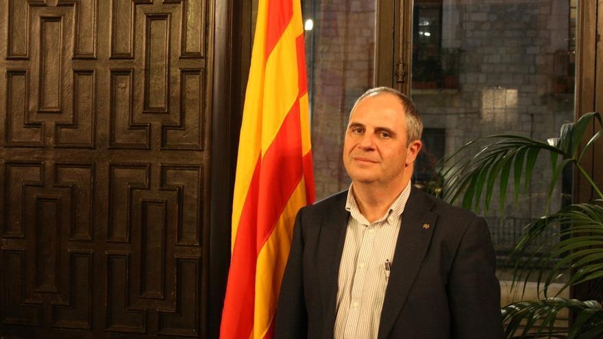 """Ballesta sobre su propuesta de aumento de sueldo: """"Es el sueldo del alcalde de Girona"""""""