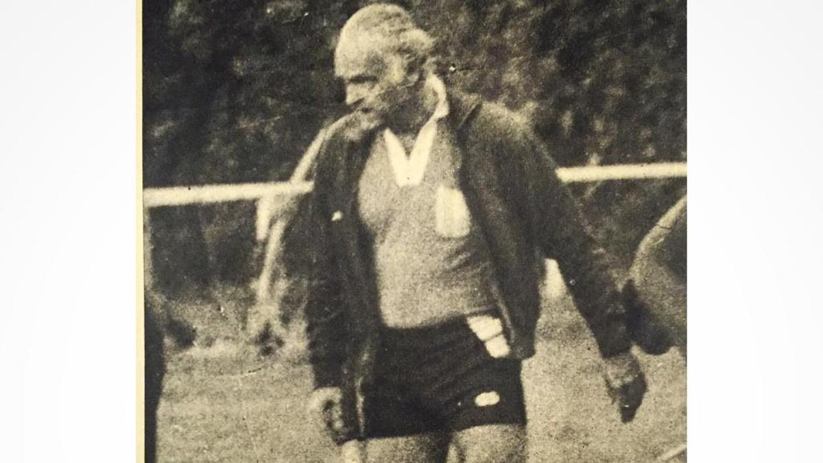 Horacio Rodríguez Larreta (padre) fue presidente de Racing y un apasionado del fútbol