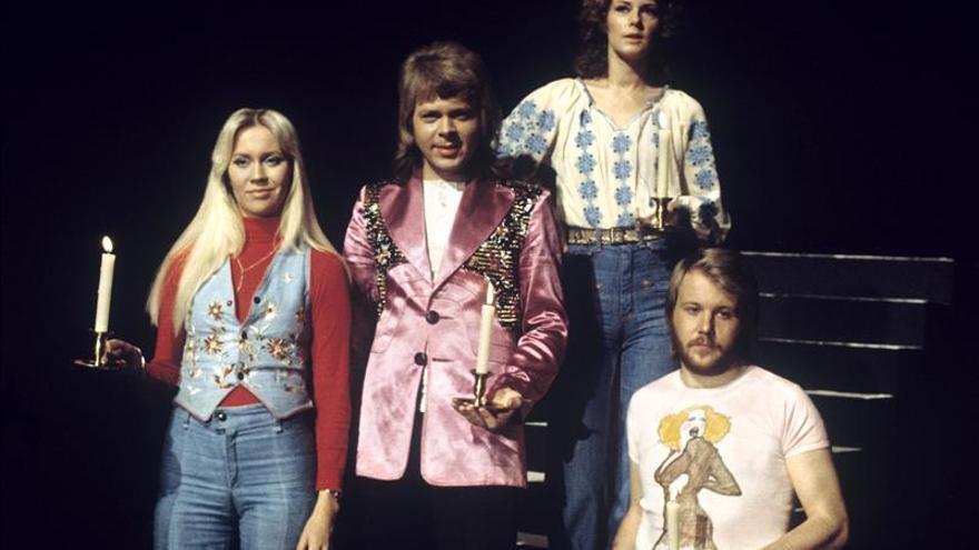"""ABBA baraja regresar en 2014 por el 40 aniversario del éxito de """"Waterloo"""""""