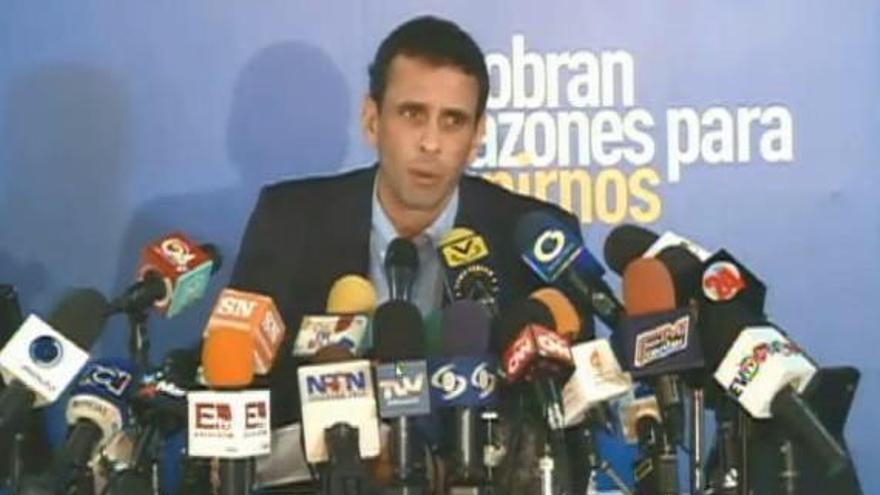 Venezuela sin libertad de prensa. \ Perlas