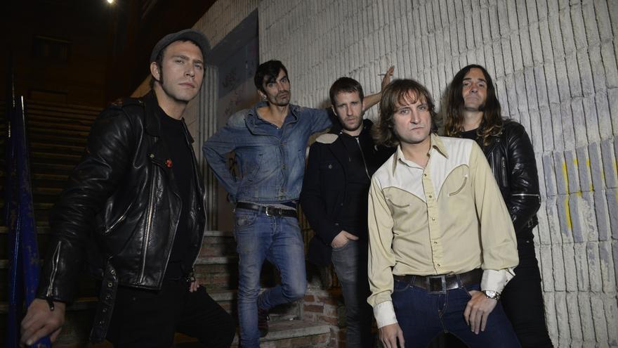 La banda donostiarra Bullet Proof Lovers presenta el single adelanto de su nuevo disco en una gira de seis conciertos