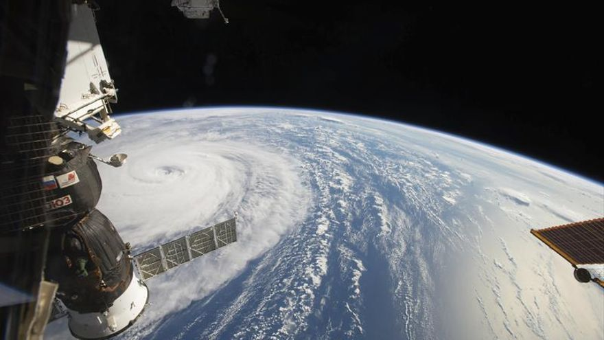 El potente e impredecible tifón Noru podría llegar este fin de semana a Japón