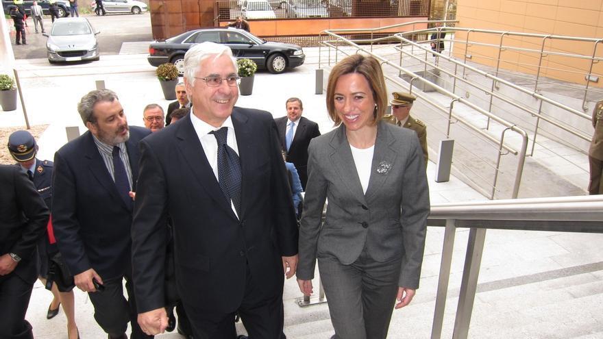"""Barreda (PSOE): Chacón tenía un """"corazón muy singular"""" por su generosidad e inteligencia"""