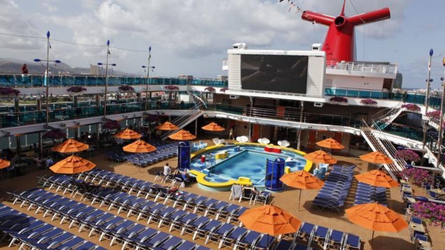 Del crucero 'Carnival Dream' #7