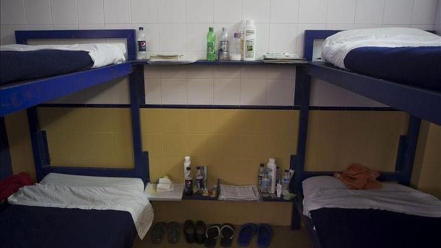 CIE de Madrid. Buena parte de las internas fueron encerradas sin haber cometido ningún delito.