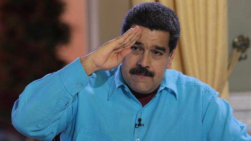 Maduro le pide a Obama que deje a sucesor con una relación de respeto con Venezuela