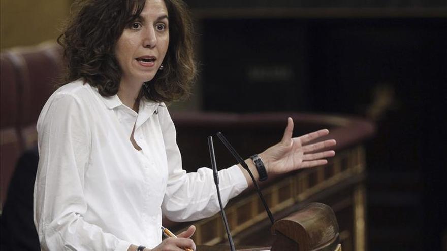 Irene Lozano (UPyD) cree necesario renovar el partido y que Rosa Díez dimita