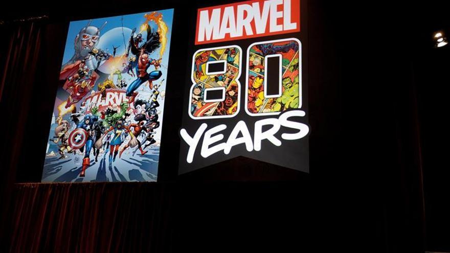 """Los """"Avengers"""" de Marvel tendrán su zona temática en los parques de Disney"""