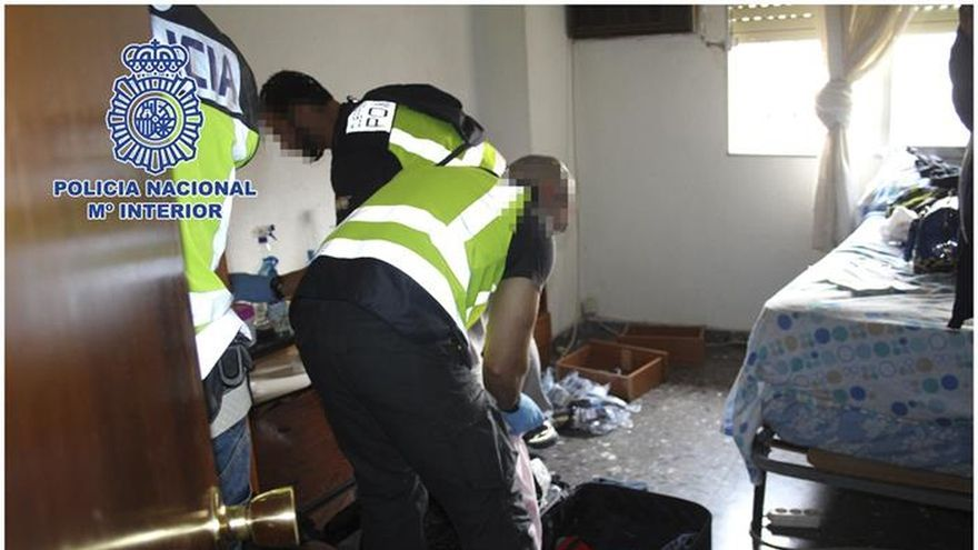 Liberadas 9 jóvenes de una red nigeriana de prostitución que las sometía con vudú