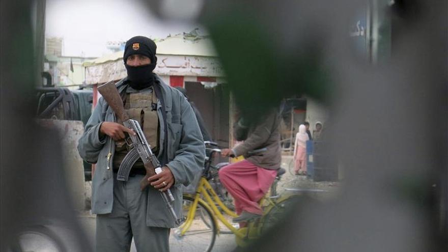 Al menos 27 muertos en un ataque a un aeropuerto internacional en Afganistán