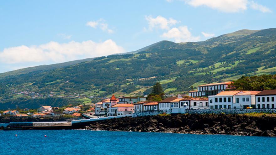 Isla de Pico (Azores).