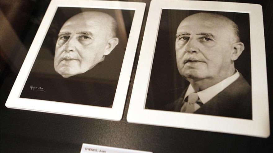 Aranjuez retira la Medalla de Oro de la ciudad al dictador Francisco Franco