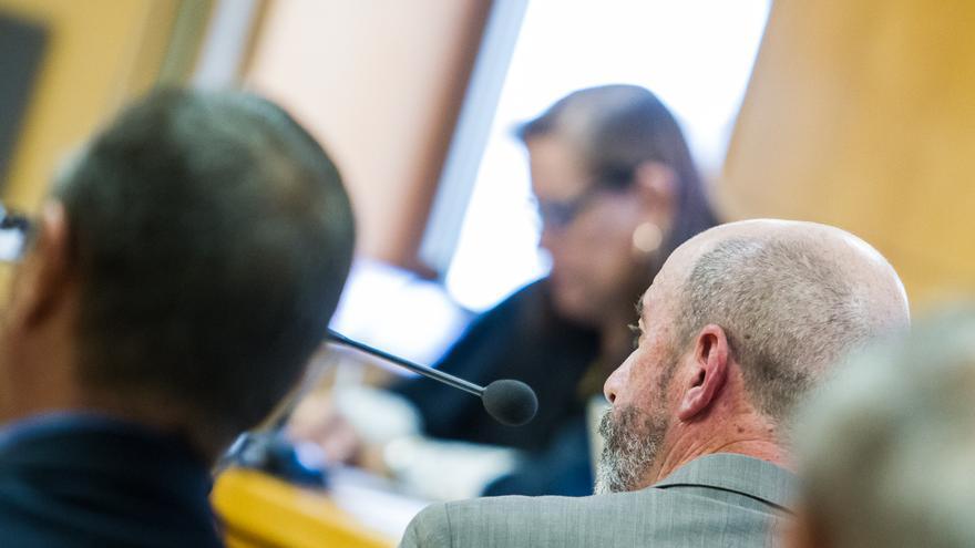 Santiago Pérez declara en el juicio