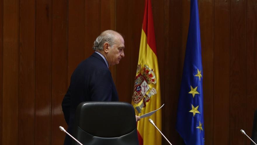 """Fernández Díaz: Hernando estuvo """"desafortunado"""" con las víctimas de Franco pero no es equiparable a los tuits de Zapata"""