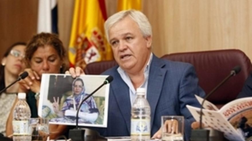 El Sahara y Vicente Ferrer centran los actos del programa solidario del Cabildo
