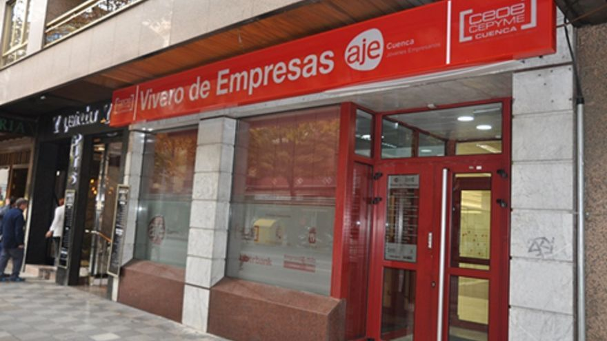 Vivero de empresas AJE Cuenca