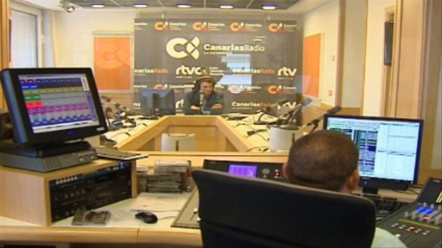Estudio de Canarias Radio