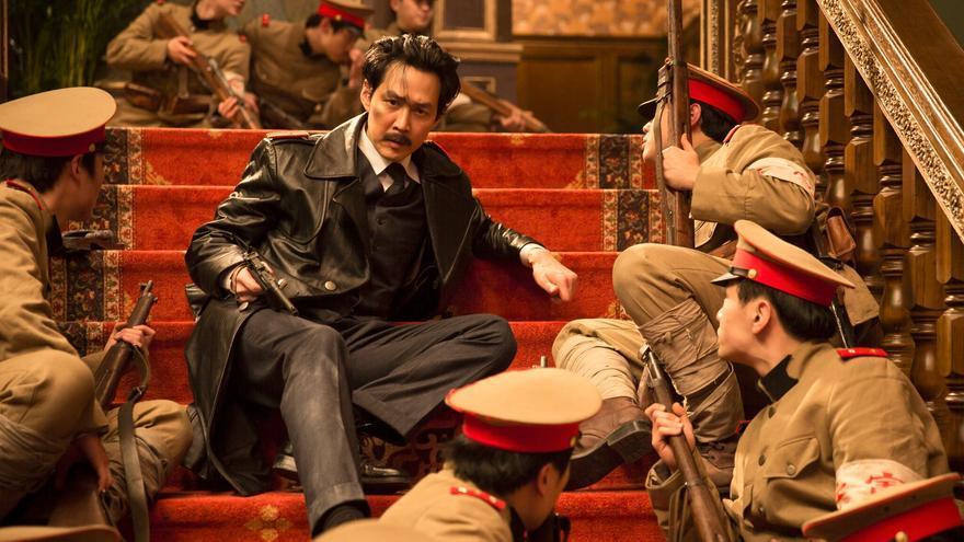 'Asesinos' es otro ejemplo reciente de 'blockbuster' sobre la lucha armada contra el gobierno colonial japonés