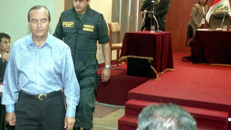 Condenan a Vladimiro Montesinos a quince años de prisión por el secuestro de un empresario