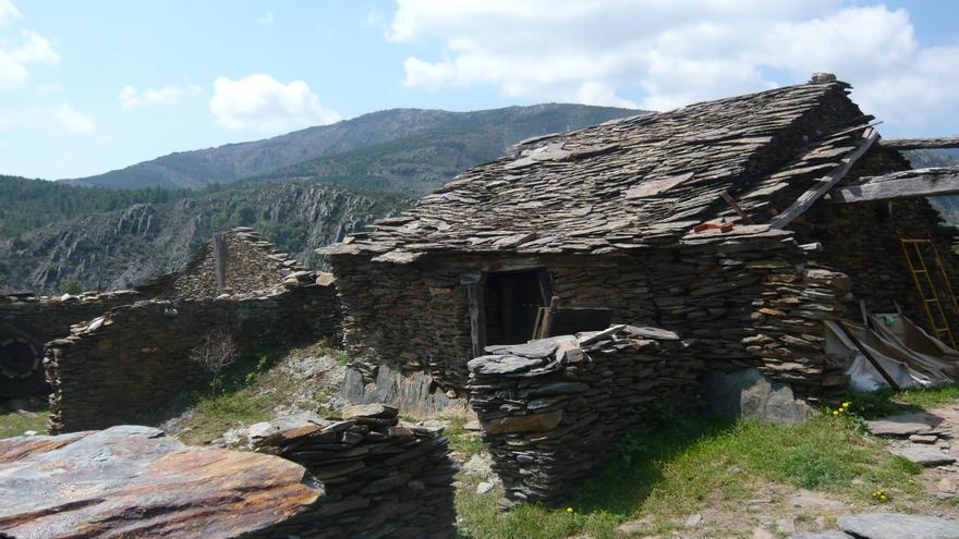 La Vereda, en la Sierra Norte de Guadalajara