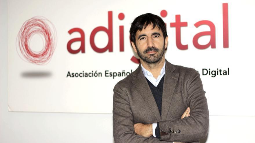 José Luis Zimmermann, director general de Adigital y portavoz de Sharing España. FOTO: Sharing España.