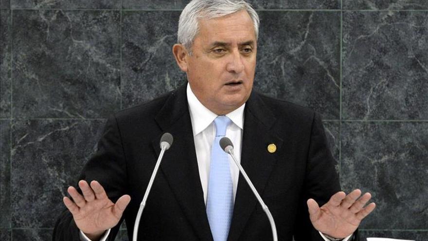 Pérez Molina resalta las experiencias de los Consejos Económicos y Sociales
