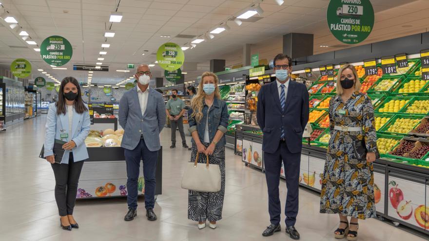 Mercadona abre su tercer supermercado en la ciudad de Oporto
