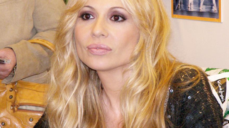 Marta Sánchez en una imagen de archivo.