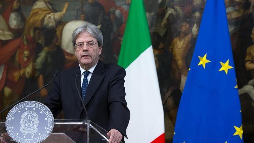 "Italia dice que el ataque de EEUU en Siria responde ""a un crimen de guerra"""