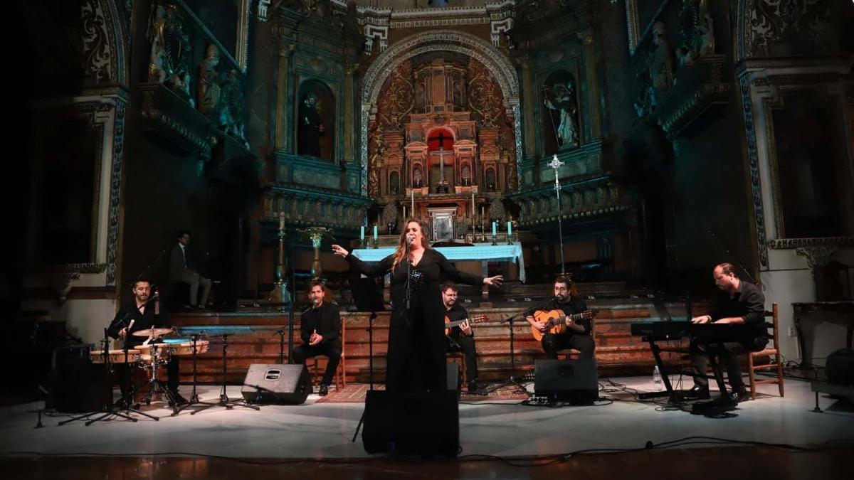 Misa flamenca en homenaje a Enrique Morente