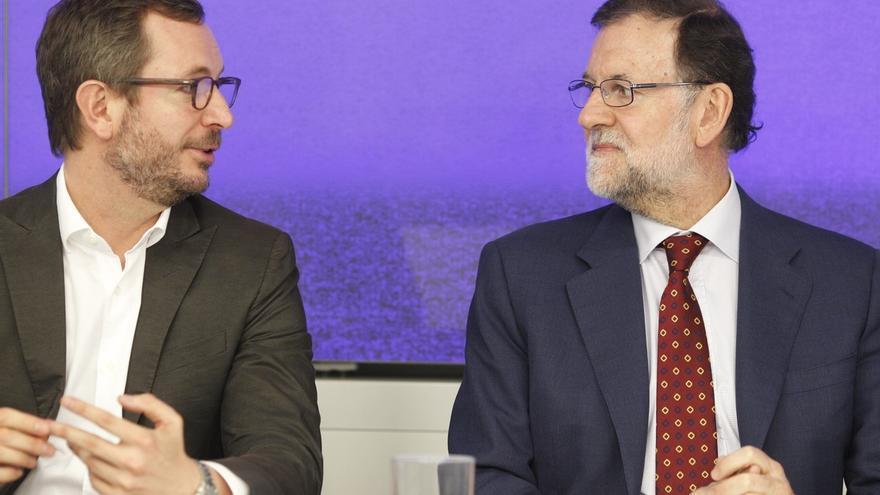 """Maroto (PP) aconseja a la Conferencia Episcopal dejar el tema catalán """"para los políticos"""""""