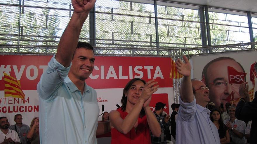 Pedro Sánchez quiere que la Constitución reconozca derechos históricos de Cataluña