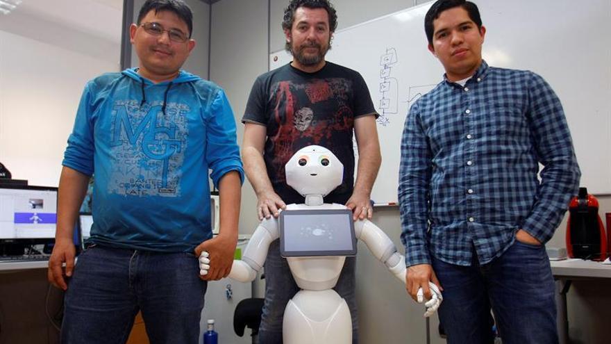 El retorno al hogar de las personas con discapacidad con la ayuda de un robot
