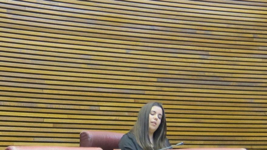 La exdiputada de Podemos en Valencia Covadonga Peremarch se declara inocente de las acusaciones de la dirección nacional