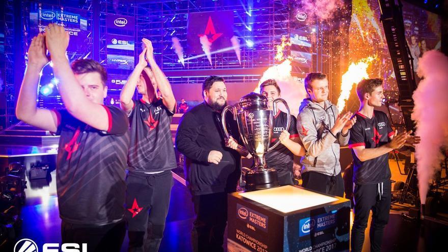 El mundial de e-Sports ha reunido en Katowice más de 113.000 personas.