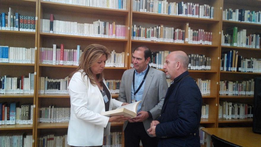 La Junta promueve la creación de un club de lectura en colaboración con el Centro Penitenciario de Jaén