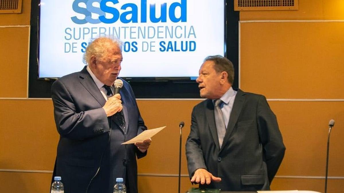 Eduardo Zanarini era superintendente de Servicios de Salud, cercano a Ginés González García.